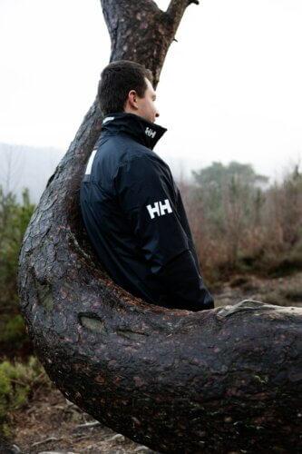 Helly Hansen Impressionen Herrenjacke Seite