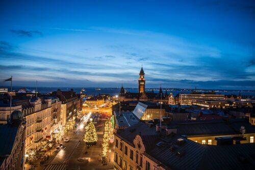 Helsingborg: Die Hafenstadt am Öresund