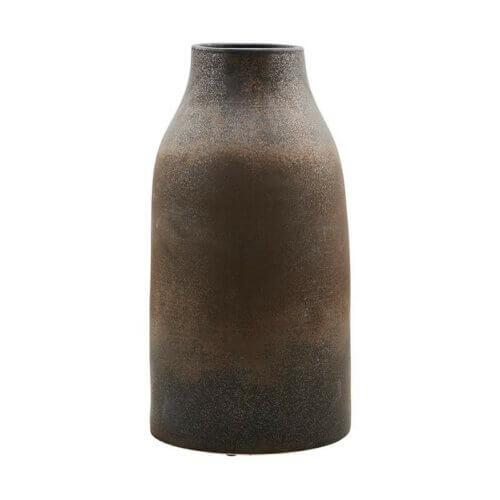 House Doctor: Vase Wymm aus Steingut