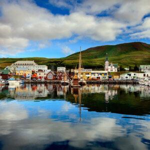 Husavik: Islands Hauptstadt des Whale Watching