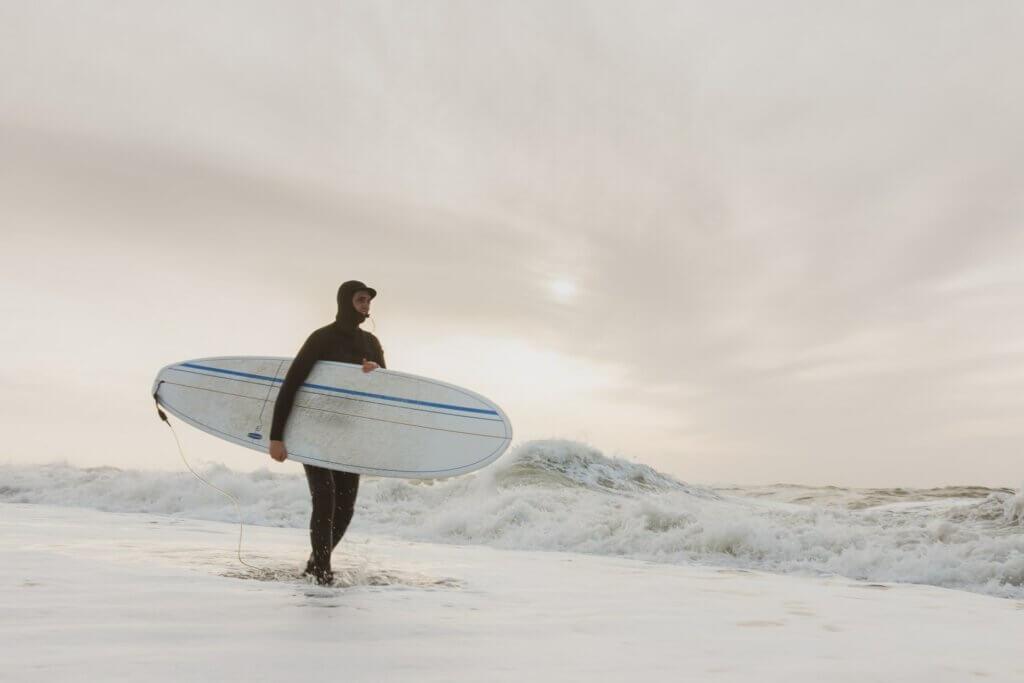 Wassersport in Hvide Sande
