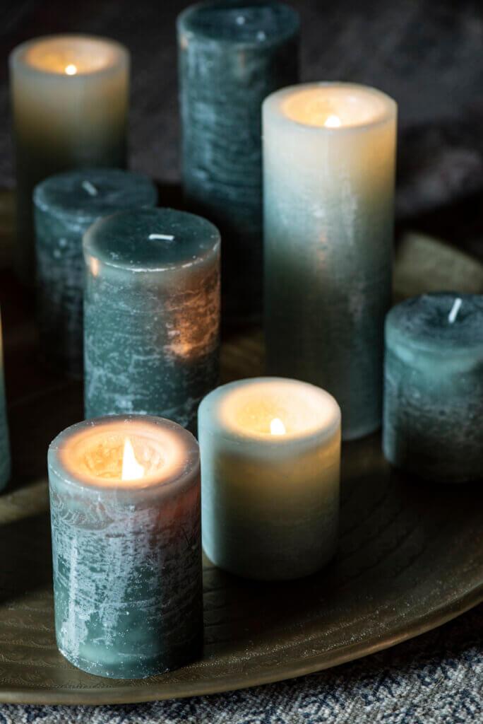 Ib Laursen Kerzen Rustikal