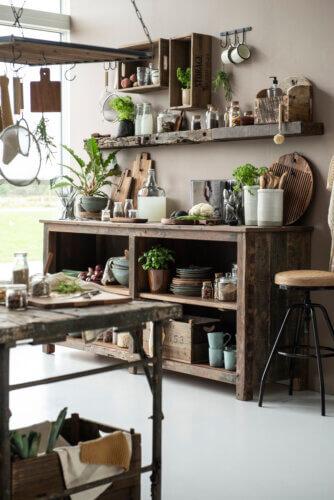 Ib Laursen Küche und Geschirr