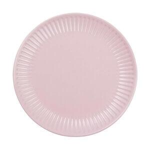 IB Laursen Speiseteller Mynte Pink Rose