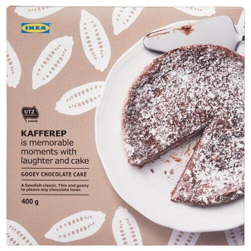 KAFFEREP Kladdkaka