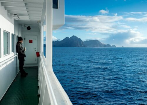 Island Anreise Fähre