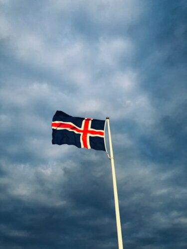 Island Flagge Bedeutung