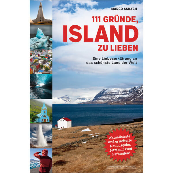 Island Reiseführer 111 Gründe, Island zu lieben