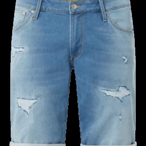 Jack and Jones Plus Jeansshorts