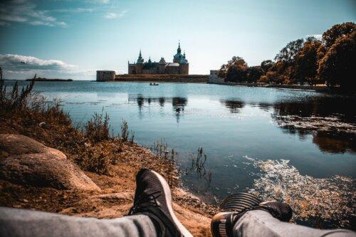 Kalmar: Historische Stadt am Meer
