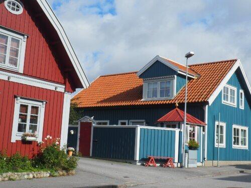 Karlskrona: Ferienhaus