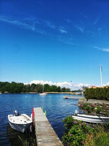 Karlskrona: Schären