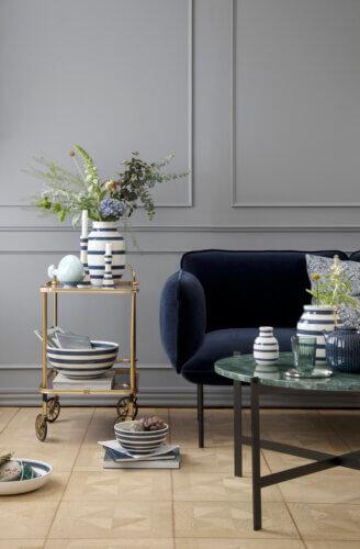 Kähler Design Vasen