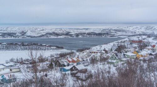 Kirkenes: Das arktische Tor zum Osten