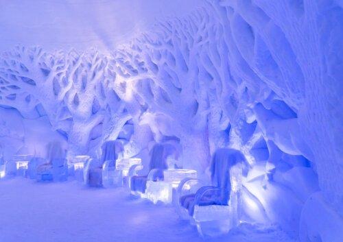 Kirkenes: Schneehotel