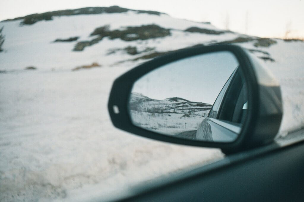 Kiruna: Anreise mit dem Auto