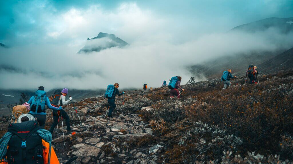 Kiruna: Beste Reisezeit