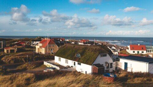 Klitmöller: Vom Fischerdorf zu Dänemarks Surferparadies