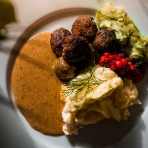Köttbullar –Das schwedische Nationalgericht