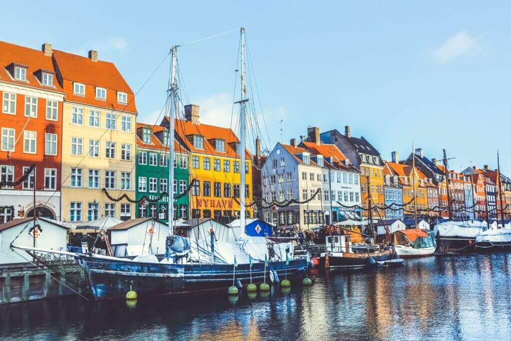 Kopenhagen REise