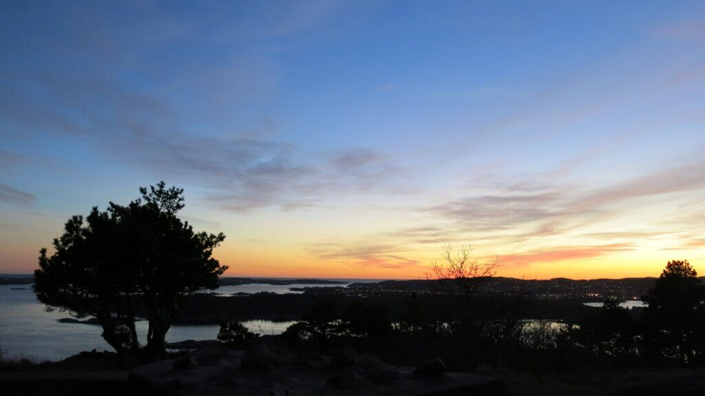 Kristiansand: Odderøya