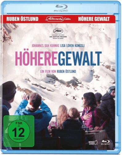 """Höhere Gewalt"" Blu-ray"