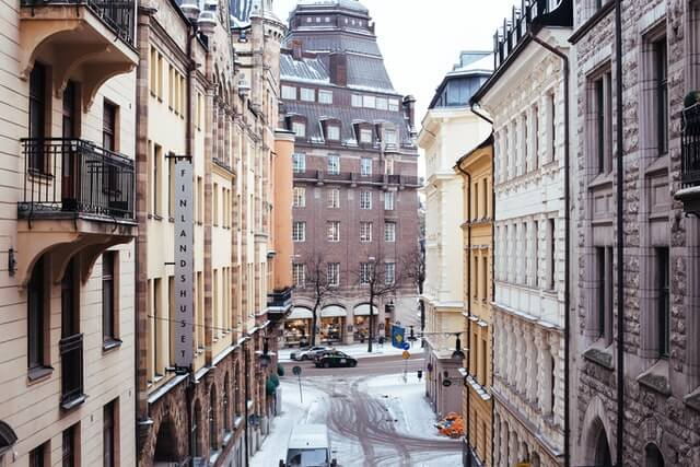 Kurztrip nach Stockholm