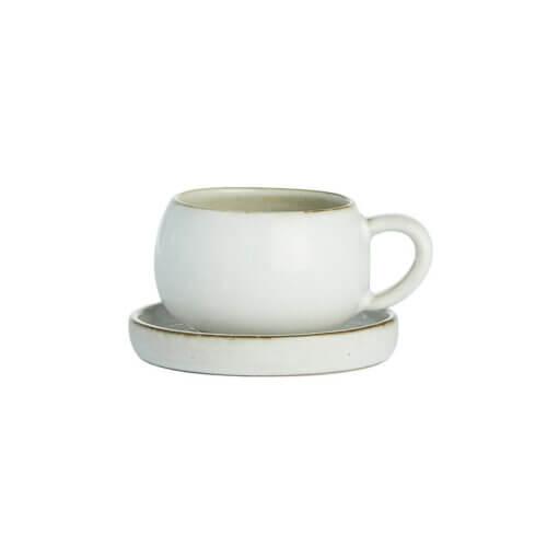 Lene Bjerre Espressotasse Amera White