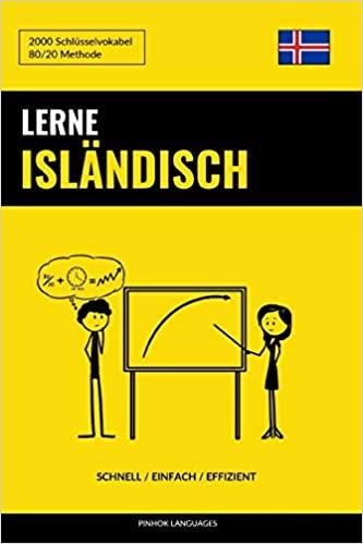 Lerne Isländisch