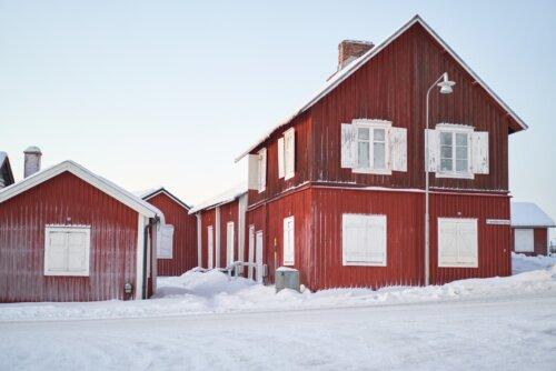 Luleå: Gammelstad Kyrkstad
