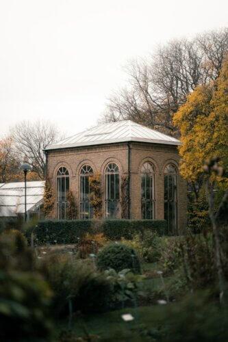 Lund: Botanischer Garten