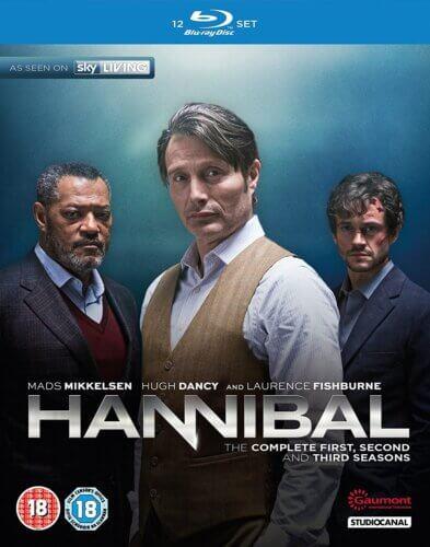 Hannibal: Staffel 1-3