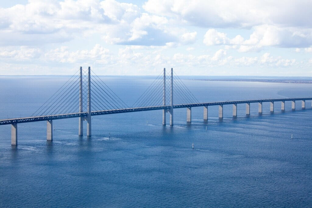 Malmö Öresundbrücke