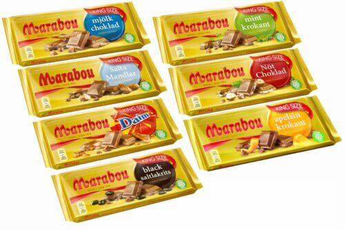 Marabou Schokoladen-Paket