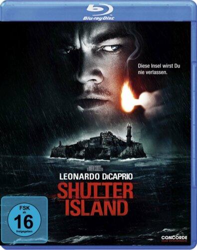 Shutter Island – Blu-ray