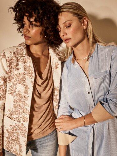 Mos Mosh Impressionen Damen Shirt, Jacke und Kleid