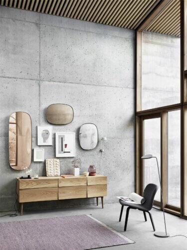 Muuto Spiegel Framed