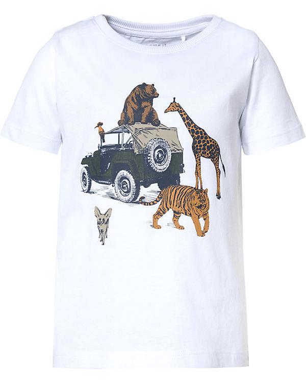 Name it T-Shirt für Jungen Bio-Baumwolle