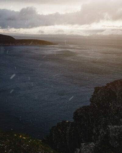Nordkap: Wetter