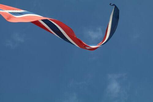 Norwegische Beflaggugstage