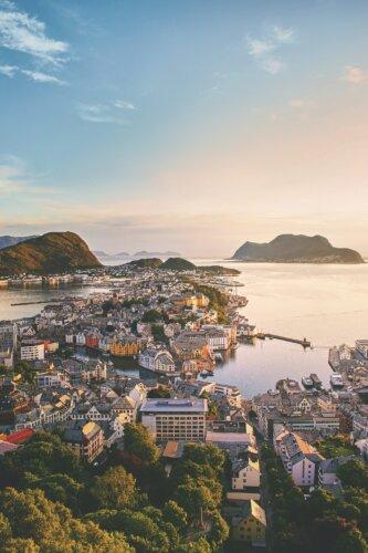Die norwegische Sprache