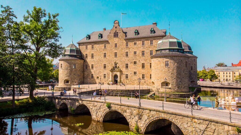 Örebro: Schloss