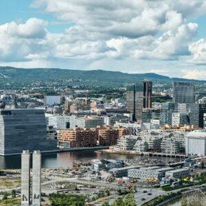 Oslo: Das grüne und moderne Herz Norwegens