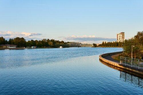 Oulu: Urlaub