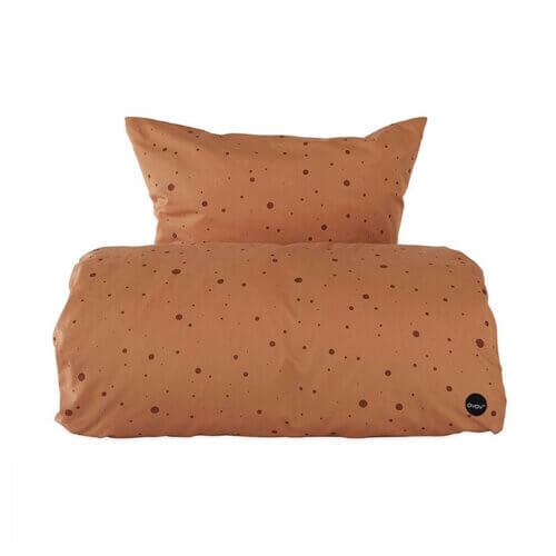 Kinder-Bettwäsche Dot