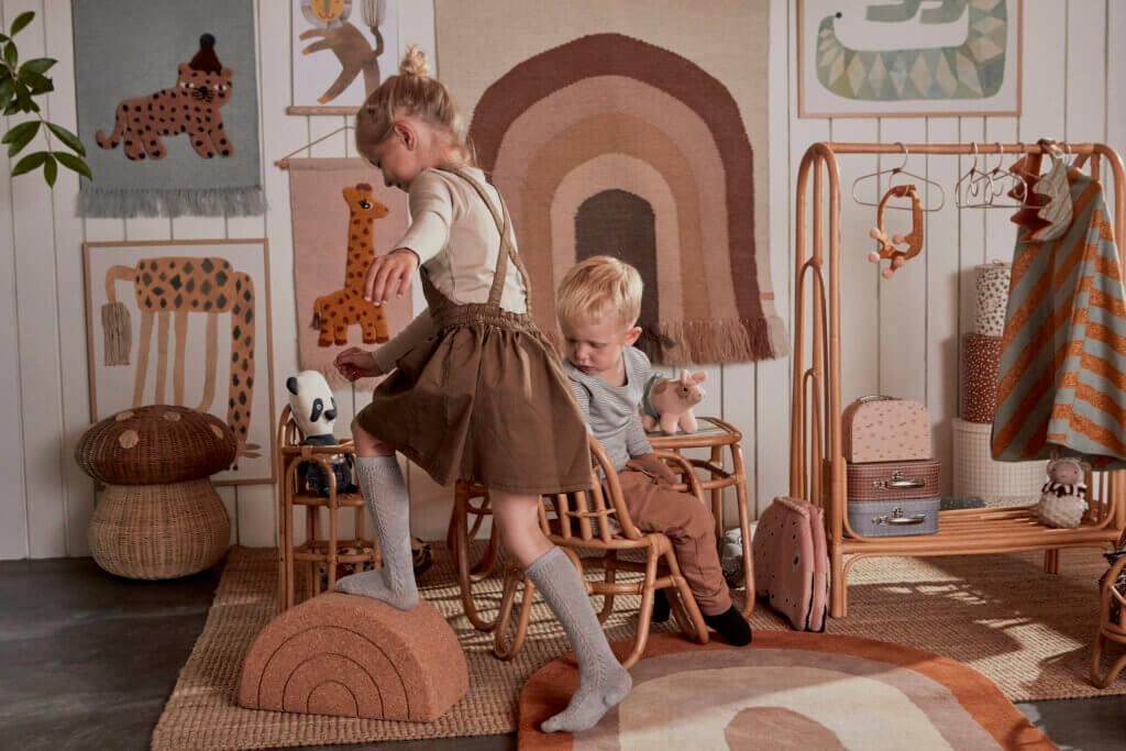 Oyoy Kinderzimmer Möbel und Deko