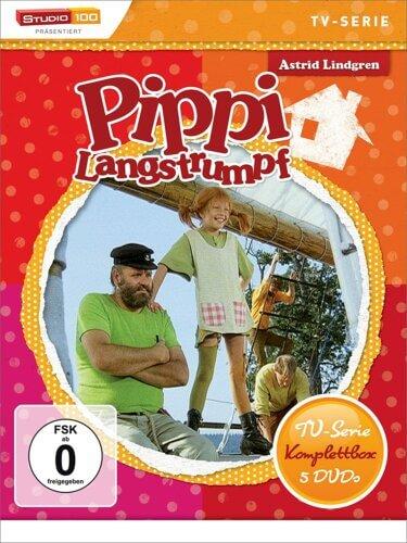 Pippi Langstrumpf TV-Serie komplett