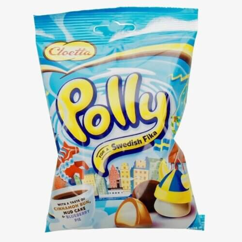 "Polly: ""For a Swedish Fika"""