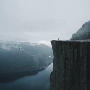 Preikestolen: Wandern durch Norwegens raue Natur