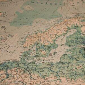 Regionen in Schweden